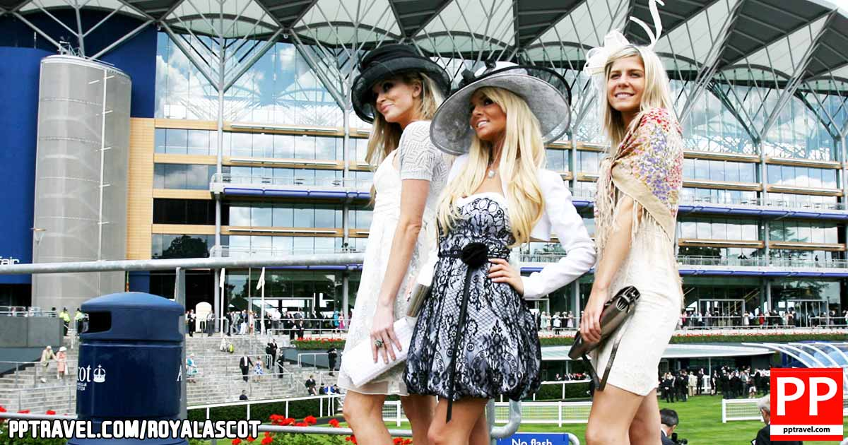 Why Royal Ascot makes for the perfect trip with friends
