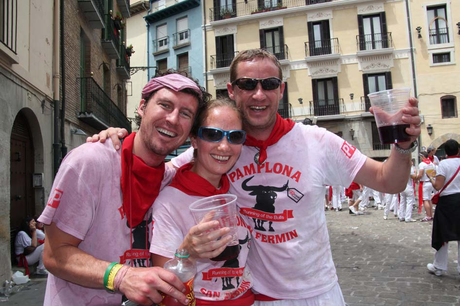 Pamplona Running of the Bulls Tours