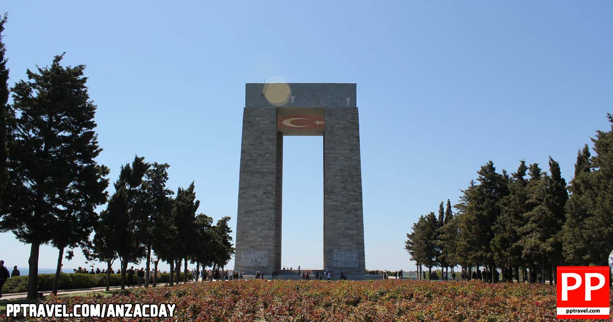 Generations end Gallipoli Turkish memorial
