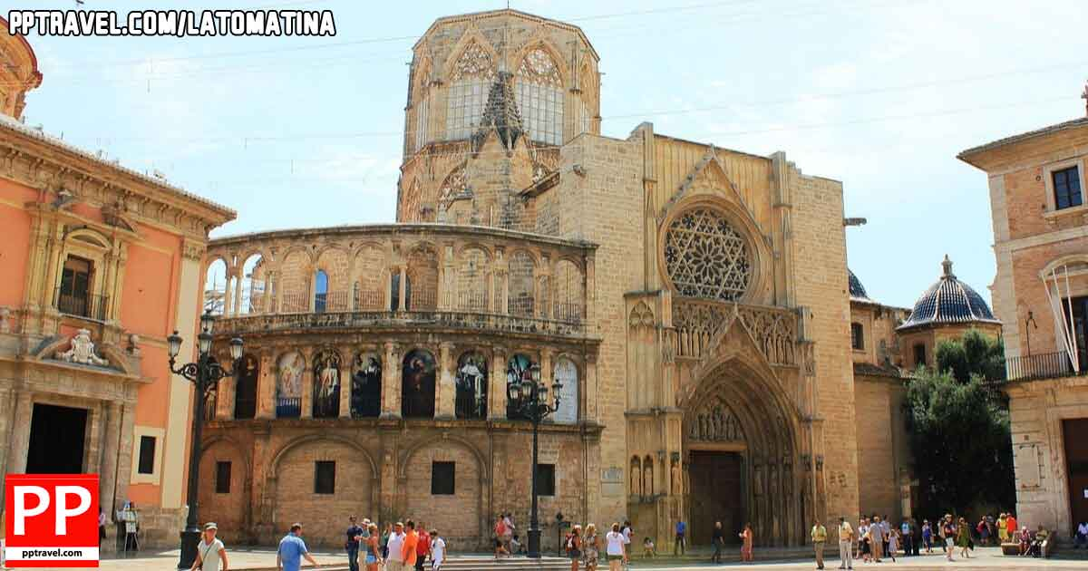 Basilica of the Assumption of Our Lady of Valencia otherwise known as Valencia Cathedral
