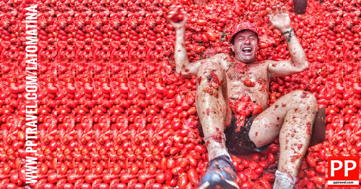 La Tomatina - What really happens