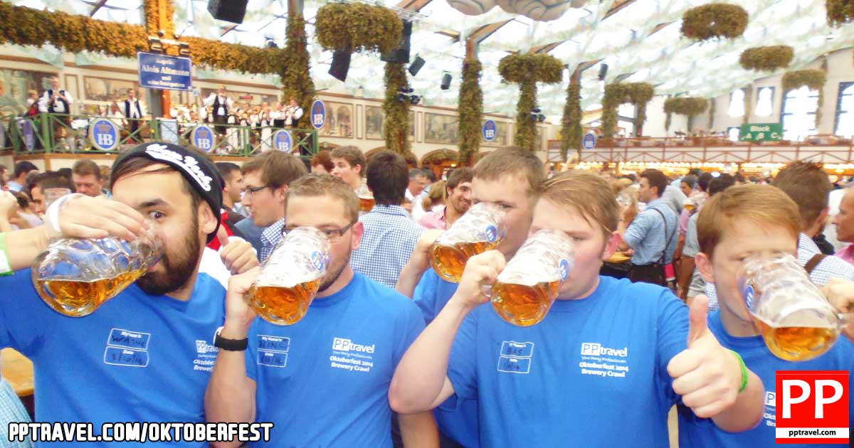 Munich Oktoberfest Beer Price Freeze