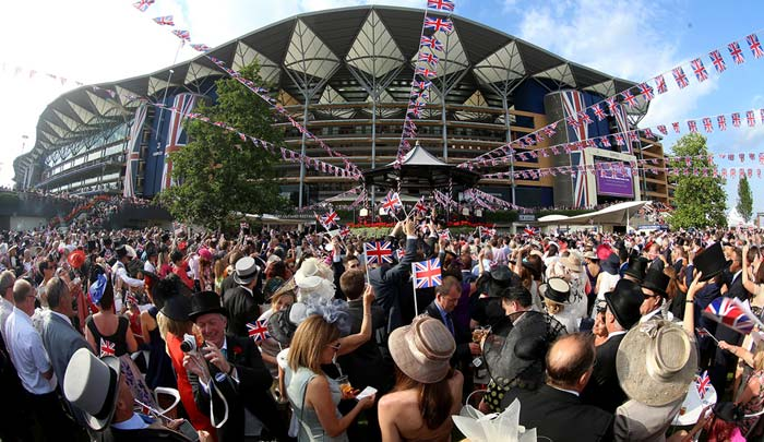 The Party at Royal Ascot